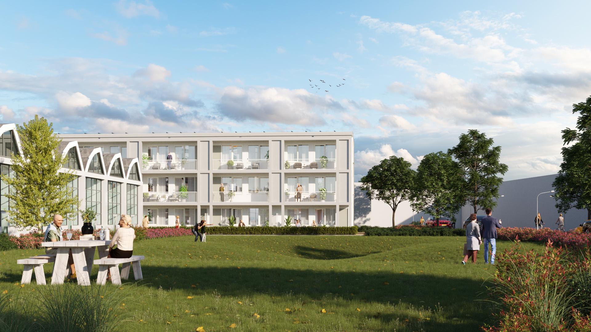 25 nieuwe woonzorgappartementen in Doetinchem