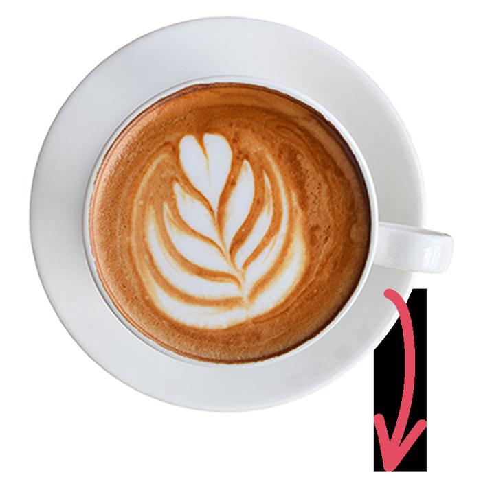kopje-koffie-met-pijl